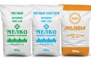 МЕЛНИЦИ МЕЛКО - Продукти - Основни брашна